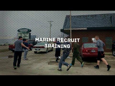 Marine Recruit Training Day