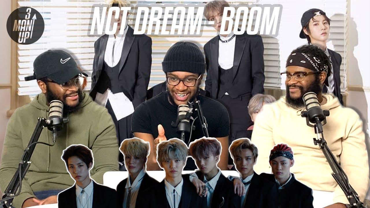Download NCT DREAM 엔시티 드림 'BOOM' MV | Reaction! #Kpopbattle