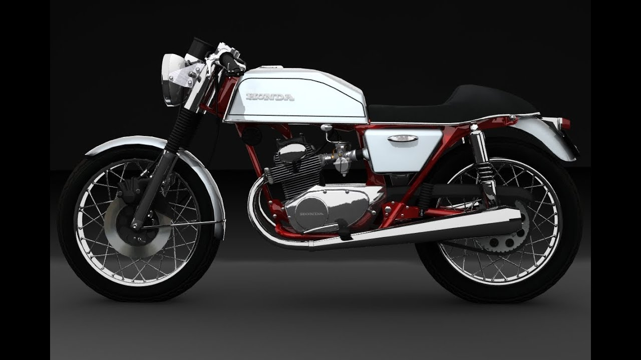 cafe racer ( tips to your cafe racer project) - youtube