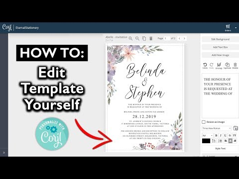 how-to-edit-your-template-in-corjl-|-diy-wedding-invitations-|-eternal-stationery