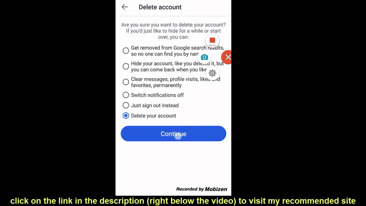 Account Löschen Link how to delete your badoo com account how to cancel your badoo