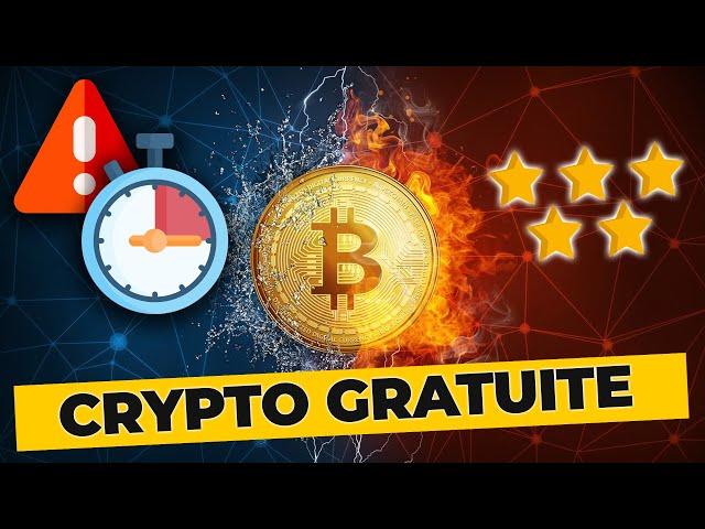 Comment gagner de la cryptomonnaie gratuitement - Crypto gratuite - Tutoriel facile