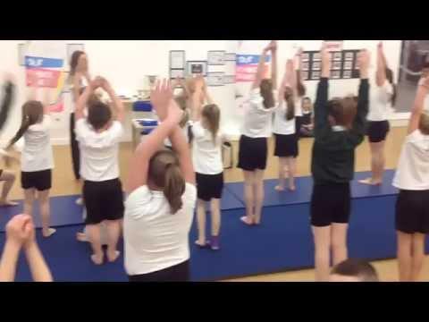 Sport Greenland - Gymnastics 2013/4