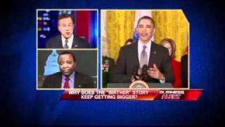 Fox Business: Alan Keyes Discusses Natural Born Citizen Issue - 4/21/11