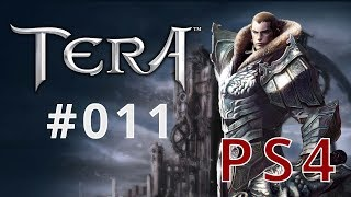 TERA Gameplay PS4 Deutsch Let