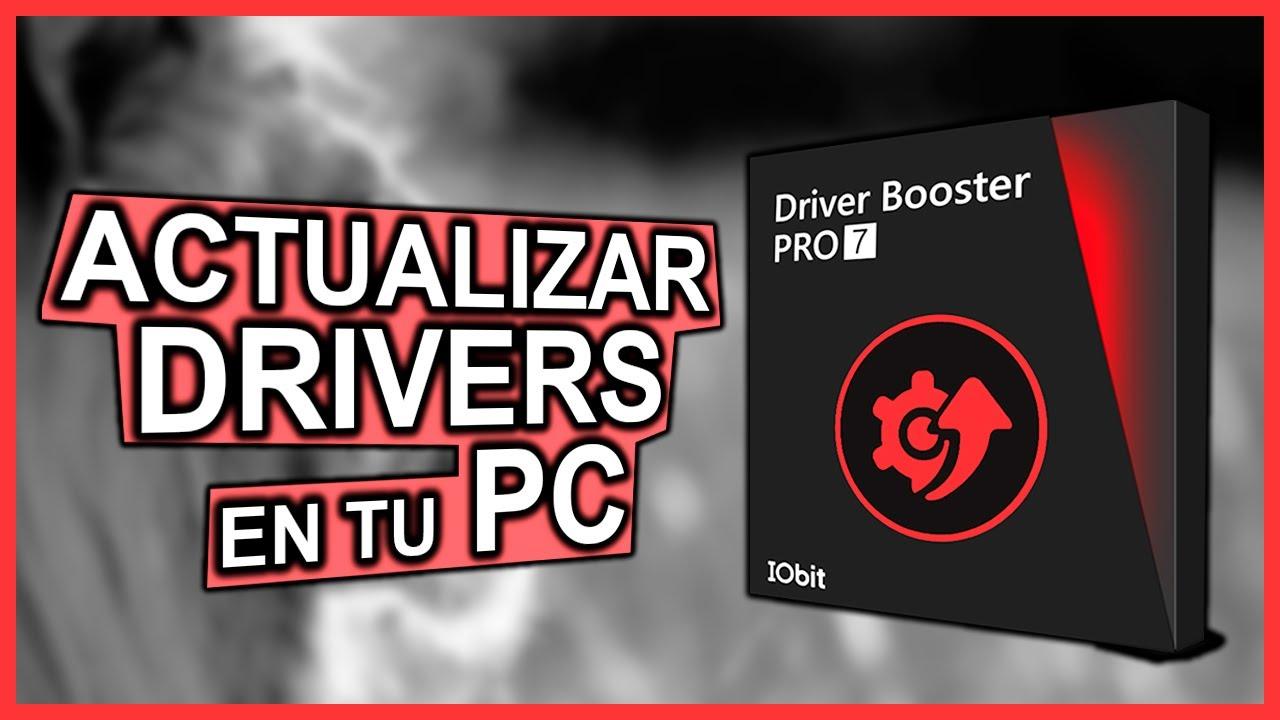 Actualizar drivers de PC gratis   Driver Booster Free   IObit