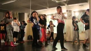 beyonce grown woman choreography by satoko mori