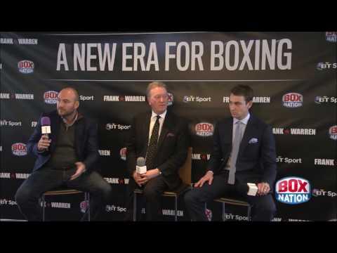 BT Sport & BoxNation sign landmark partnership
