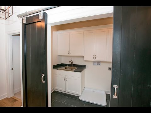 Laundry Room Barn Door You