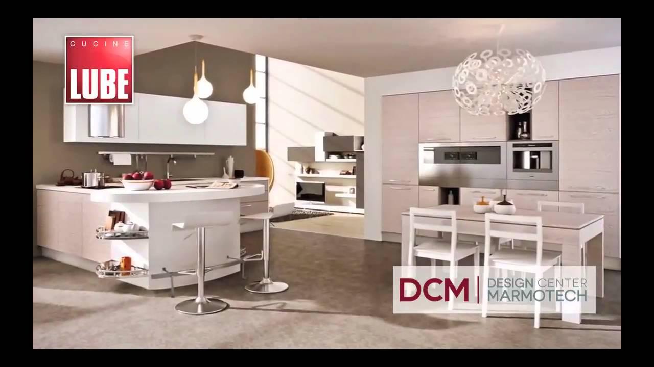 Cocinas Modulares Italianas CUCINE LUBE - Modelo Adele - YouTube