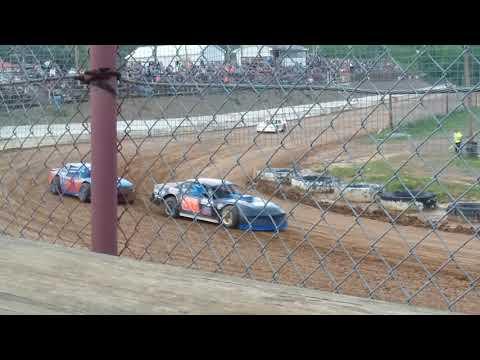 Hesston Speedway Simi Lates Warm Ups 5/25/19