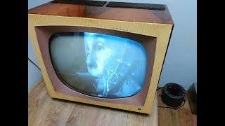Oprava Elektronkové Televize: Tesla Marína 2.díl-Dokončení