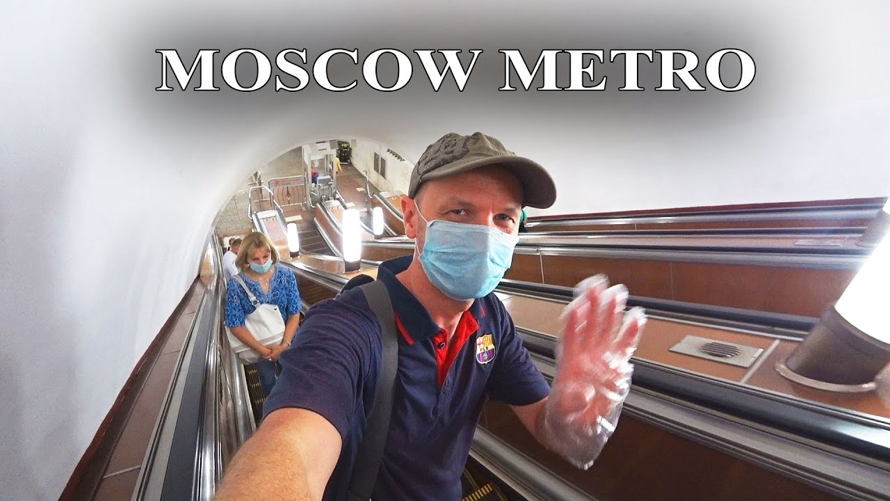 For the 1st time in 3 months in Moscow Metro