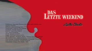 Das letzte Weekend (1987) Agatha Christie