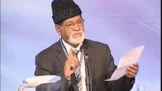 Concluding address by Ameer Saheb - Jalsah Salana Mauritius 2013