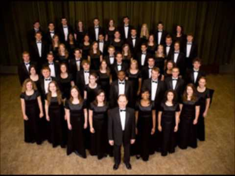10 Master's Chorale Deep River