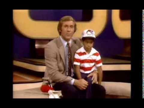 """Fran Tarkenton and Tiger Woods on """"That's Incredible"""""""