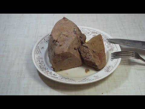 Как сварить печенку говяжью
