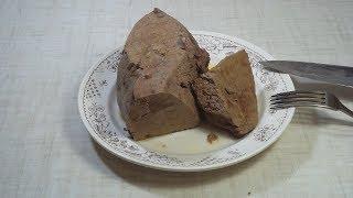 Как правильно сварить говяжью печень?