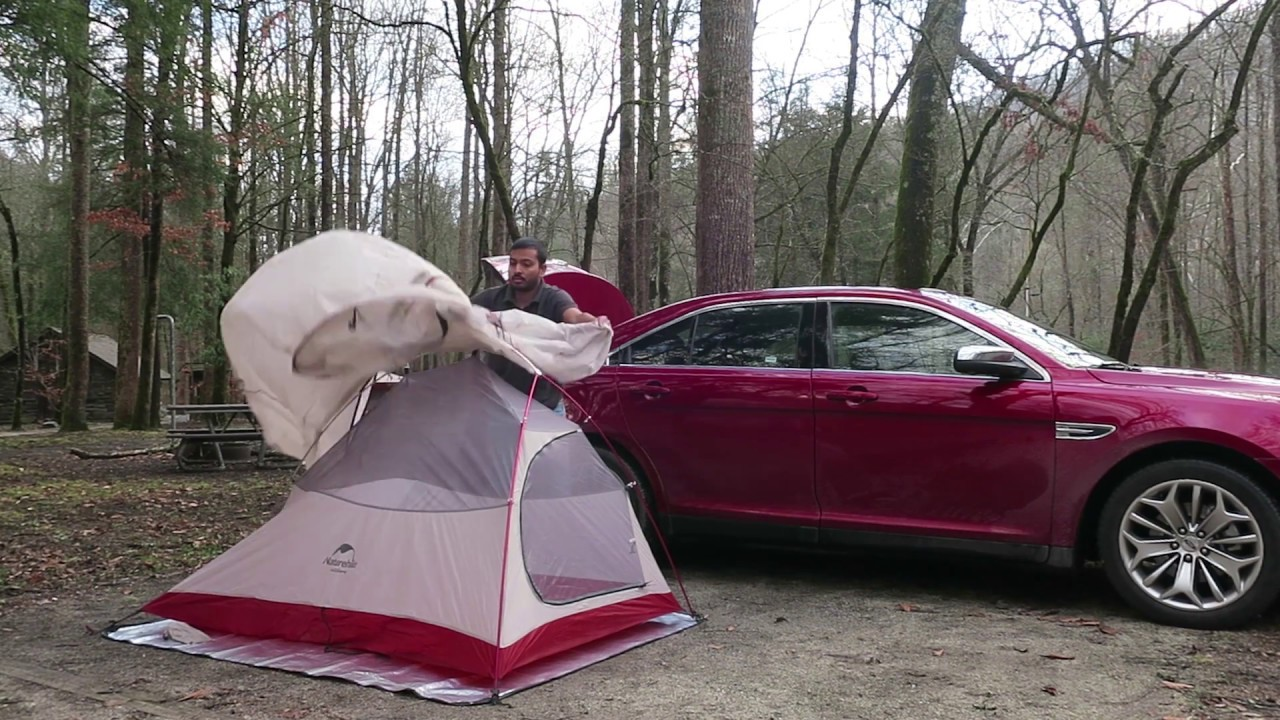Winter Car Camping In The Smoky Mountains National Park