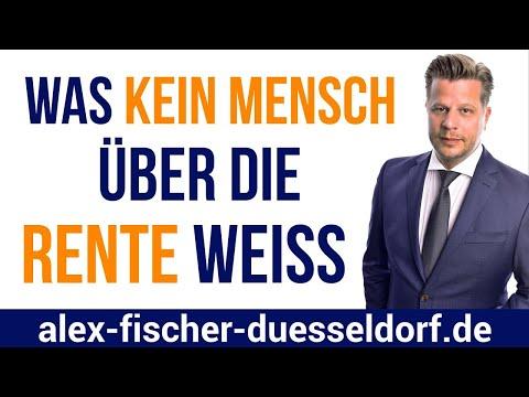 Die Zeitbomben In Deinem Rentenbescheid Teil 1, Oder Warum Du Immobilien Kaufen Solltest #11/99