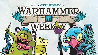 Warhammer Weekly 04032019 - Khorne 2019 with Josh Keal