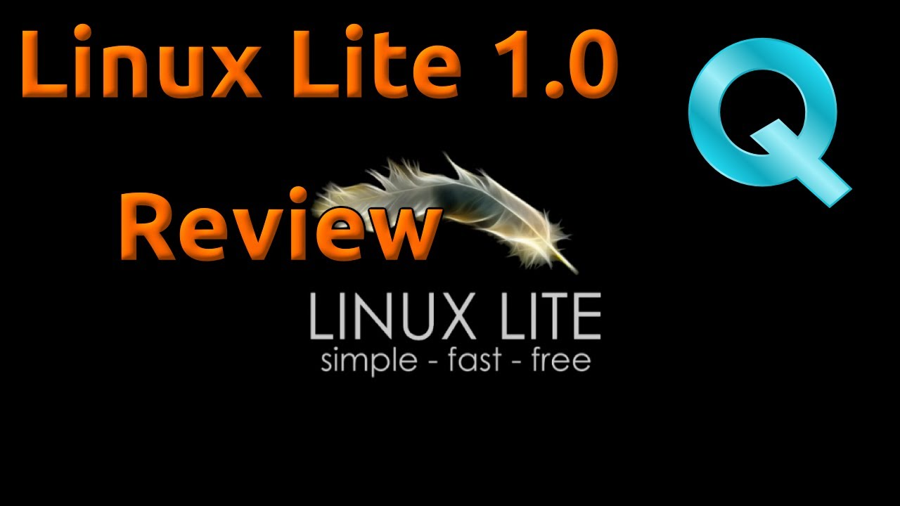 Linux Lite 1 0 0 Review - Distro for new users