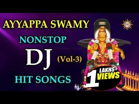 Ayyappa Swamy Nonstop Dj Hit Songs || Disco Recording Company