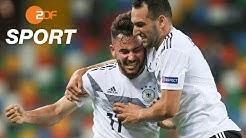 Deutschland - Dänemark 3:1 - Zusammenfassung | Fußball U21-EM 2019 - ZDF
