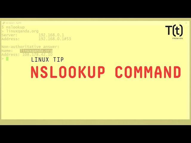 8 Unix networking commands and what they tell you | Network World