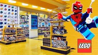 Официальный LEGO Магазин - LEGO STORE...