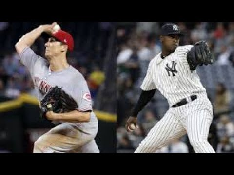 Cincinnati Reds vs New York Yankees | Full Game Highlights