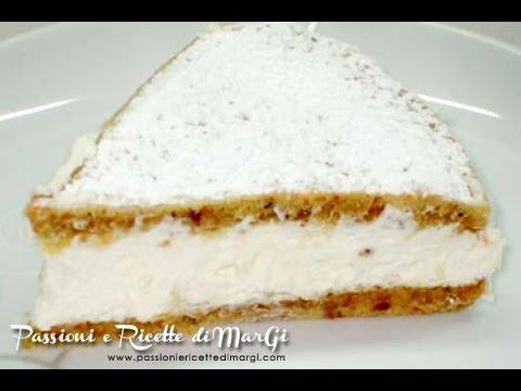 Torta Ricotta E Pere Video Ricetta Youtube