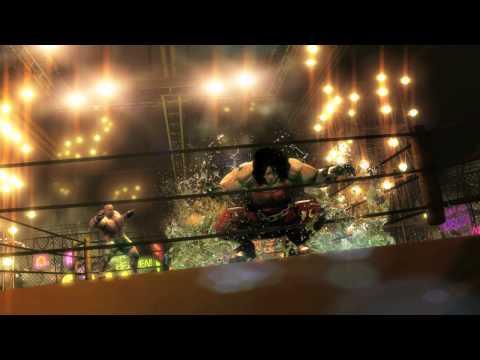 Street Fighter X Tekken - Cinematic Trailer (Comic-Con)