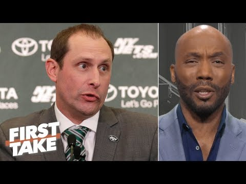 Adam Gase has done nothing in the NFL to be 'pulling power moves' – Louis Riddick | First Take