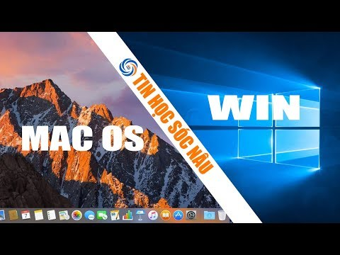 Biến Windows Thành Giao Diện MAC OS (Theme MACOS For Windows)
