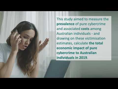 Estimating the cost of pure cybercrime in Australia