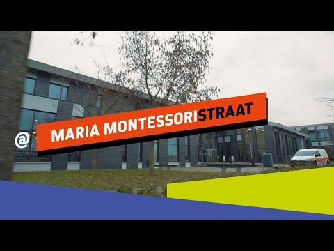 Locatie Maria Montessoristraat