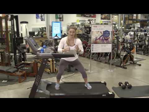 Montreal TV  et Club Piscine Super Fitness vous parlent d'exercices pour femmes
