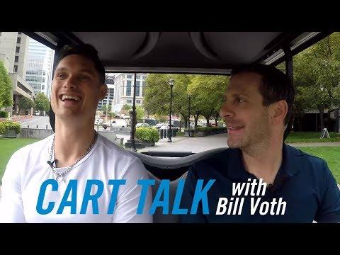 Cart Talk: Chris Hogan