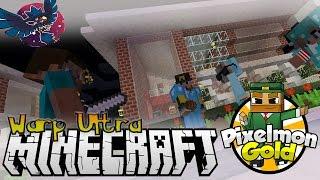 Minecraft Pixelmon Gold #89