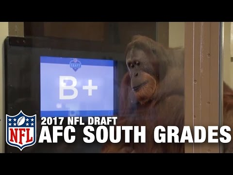 AFC South Draft Grades | Path to the Draft | NFL Network