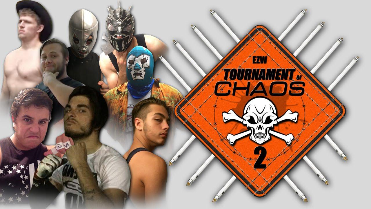 ezw tournament of chaos 2 june 15 2016 backyard wrestling