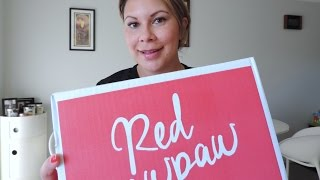 Redpawpaw September Un-boxing & Update on My First Box Thumbnail