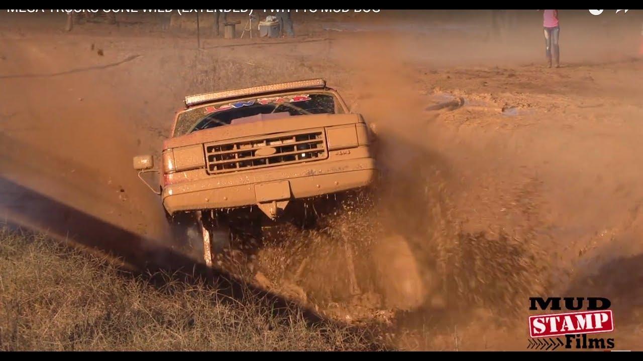 Mega Truck Races (EXTENDED)- Twittys Mud Bog