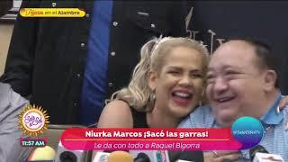 ¡Niurka asegura que Raquel Bigorra es de mala entraña! | Sale el Sol
