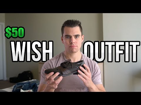 $50 Wish Outfit - Is it Worth It? | Wish Clothing Try On Haul