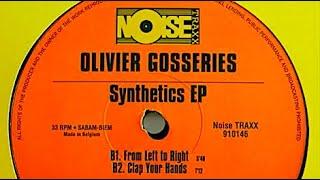 Olivier Gosseries Clap Your Hands (Original Definitive Mix )