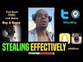 Stealing Effectively | Dre Baldwin