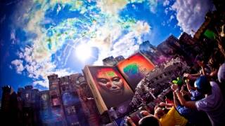 Afrojack - ID (Bedtime Song) w/ Justice - We Are Your Friends (Acapella) [Tomorrowland 2012]